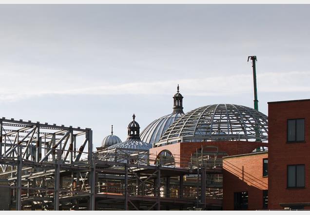 Bramall Music Building by Glenn Howells Architects ...
